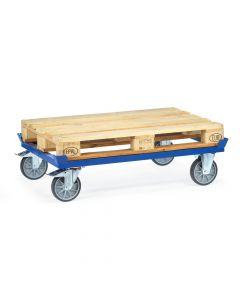 Fahrgestell für Paletten und Gitterboxen